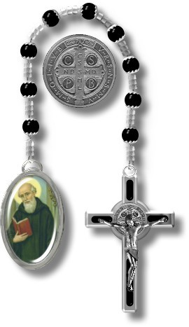 Powerful Chaplet of Saint Benedict